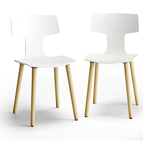 [Italy]CHAIR SPLIT GL/WHITE (10조 한정)